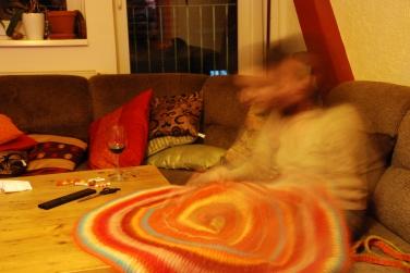 Die Teppichmacherin