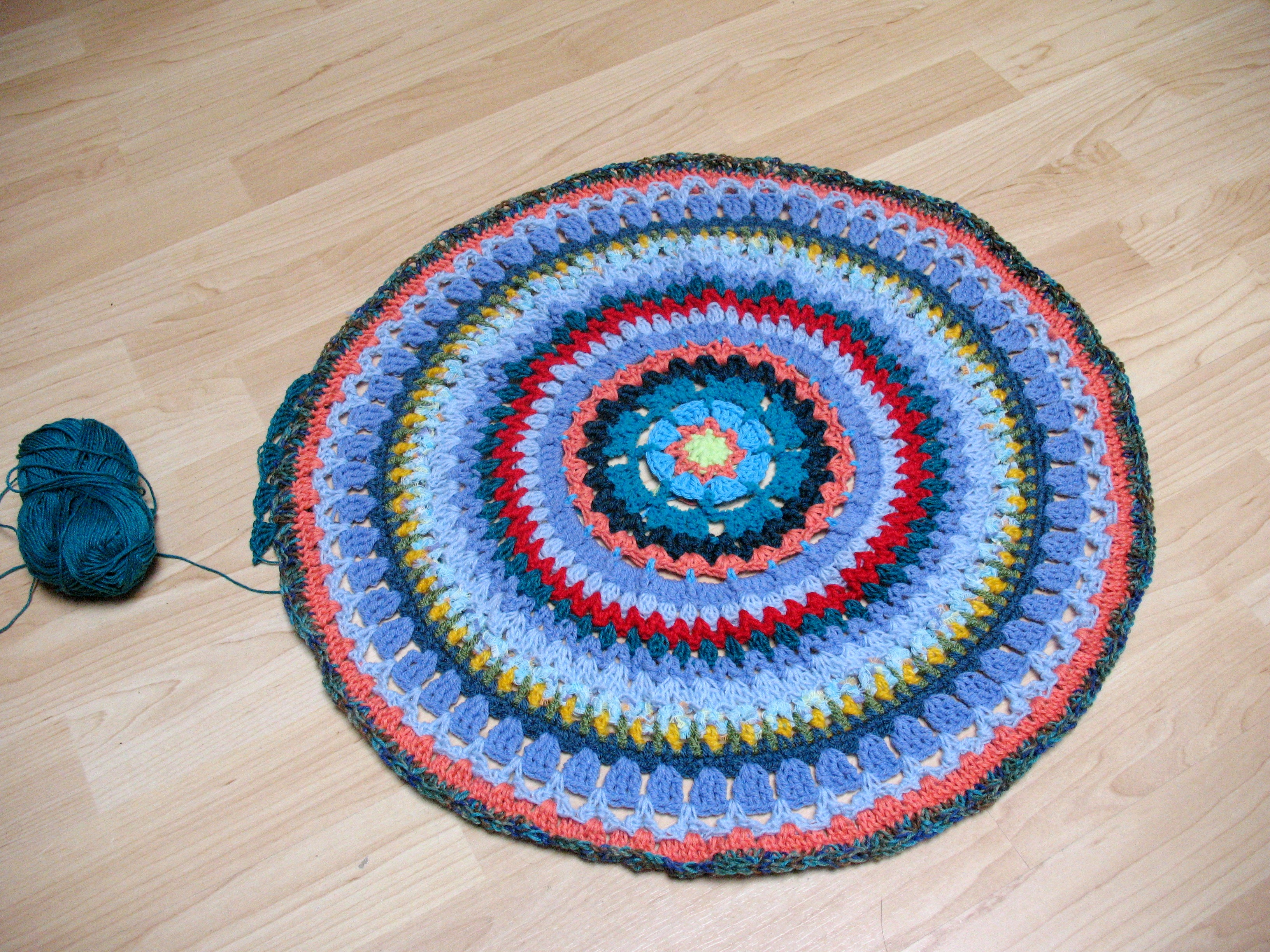 Teppiche Häkeln Teppich Art