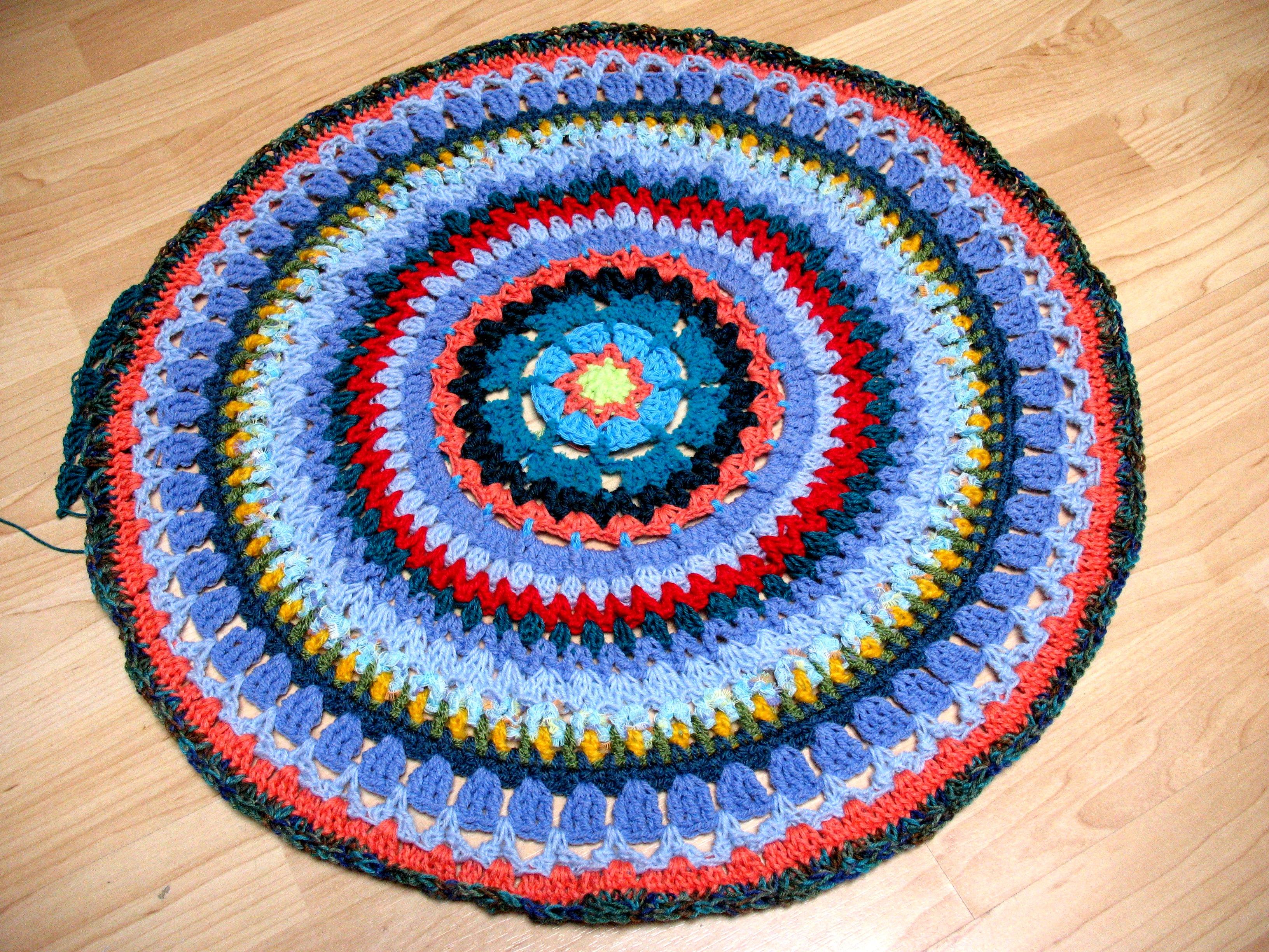 Teppiche häkeln  TeppichArt