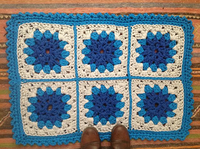 Anleitung Häkeln Teppich Teppich Art