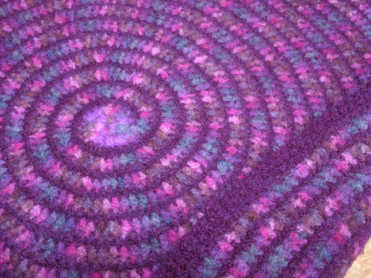 Der Spiralenteppich  TeppichArt